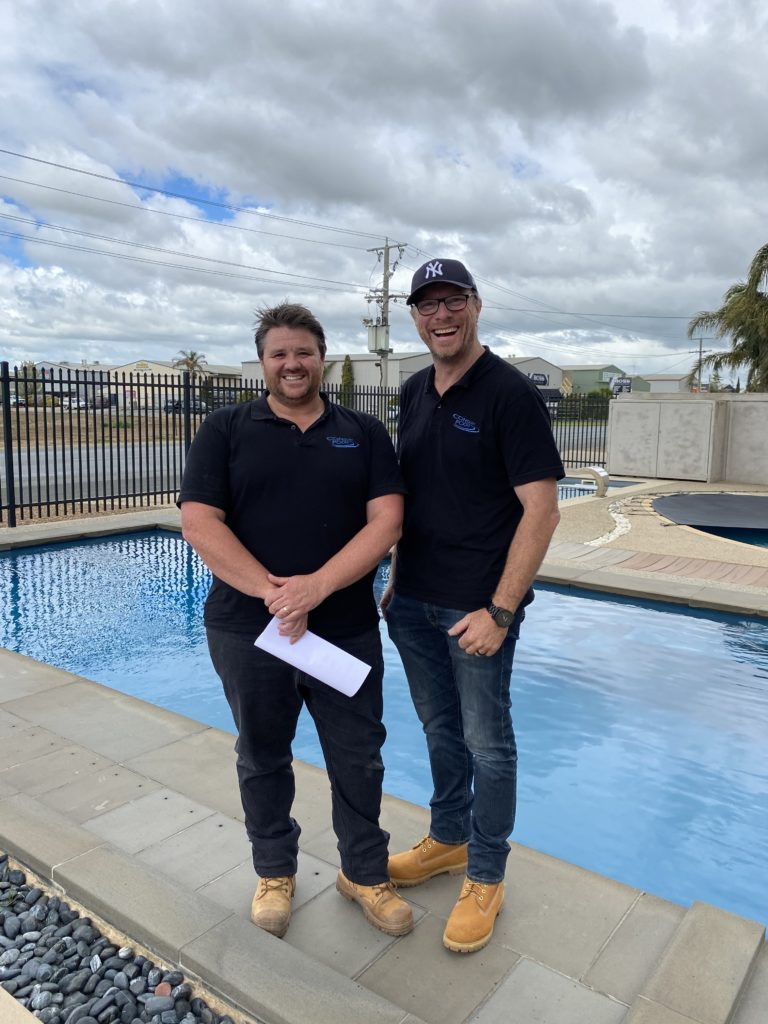 Conquest Pool South East Melbourne Pool Builders